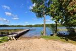 Stovyklavietė ant ežero kranto - 11