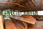 Stovyklavietė ant ežero kranto - 34