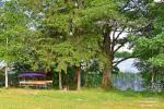 Stovyklavietė ant ežero kranto - 20
