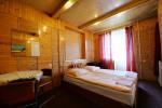 Nr. 3 dvivietis kambarys su dušu, WC, balkonu