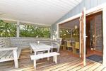 Apartamentai - liuksas Nr. 1 + privatus pirties namelis su terasa, mini pliažu - 11